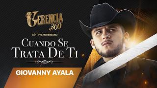 LETRA Cuando Se Trata De Ti Giovanny Ayala