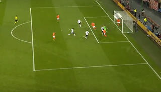 تصفيات يورو 2020:هولندا مع ألمانيا 4-2