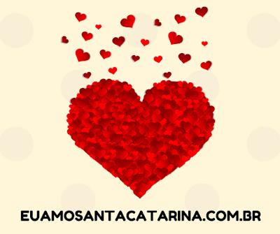 Eu amo Santa Catarina