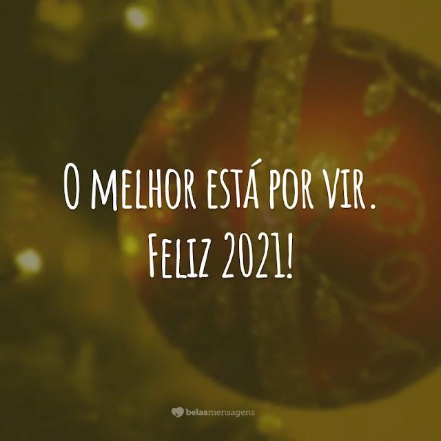 Feliz 2021 a todos