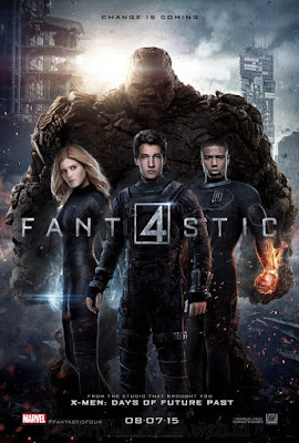 Sinopsis film Fantastic Four (2015)