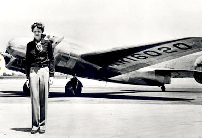 Penerbangan terakhir Amelia Earhart