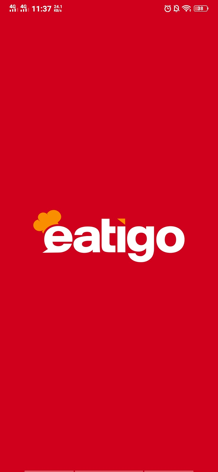 New Booking Apps Plus Discount Eatigo My Thought My Story