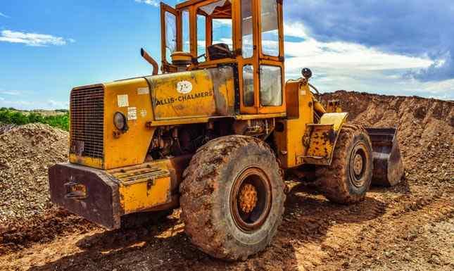 preventive maintenance wheel loader