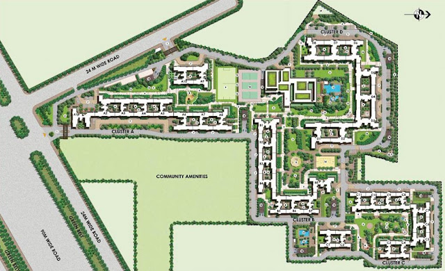 Master Plan - Ireo Corridors