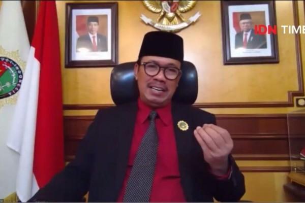 Dubes Agus ke Habib Rizieq: Jalin Re-silaturahmi, Bukan Revolusi