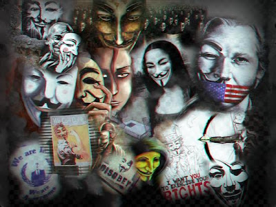 Anonymous hack 30000 accounts and Social Security Numbers from 'Telecom Italy'