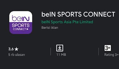 Download 3 Apk (Android) beIN SPORT, beIN SPORT TR, beIN SPORT CONNECT