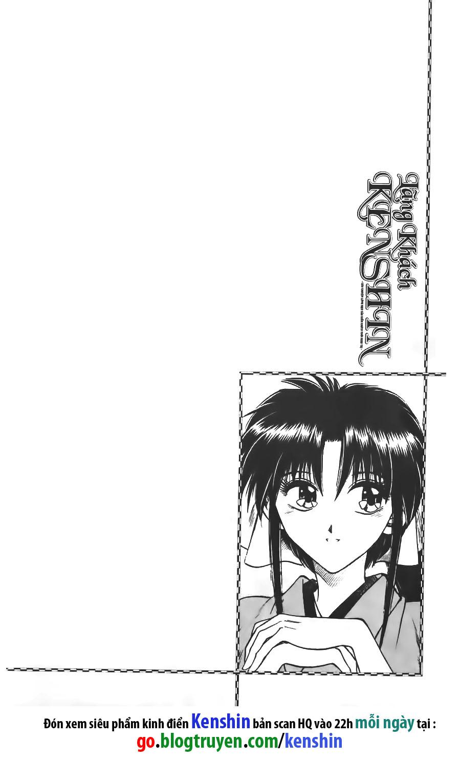 Rurouni Kenshin chap 41 trang 1