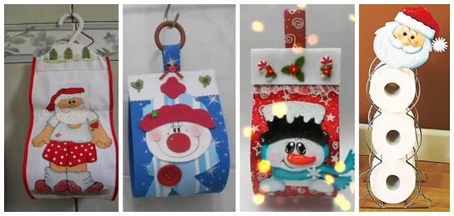 porta-papel-higienico-navideño