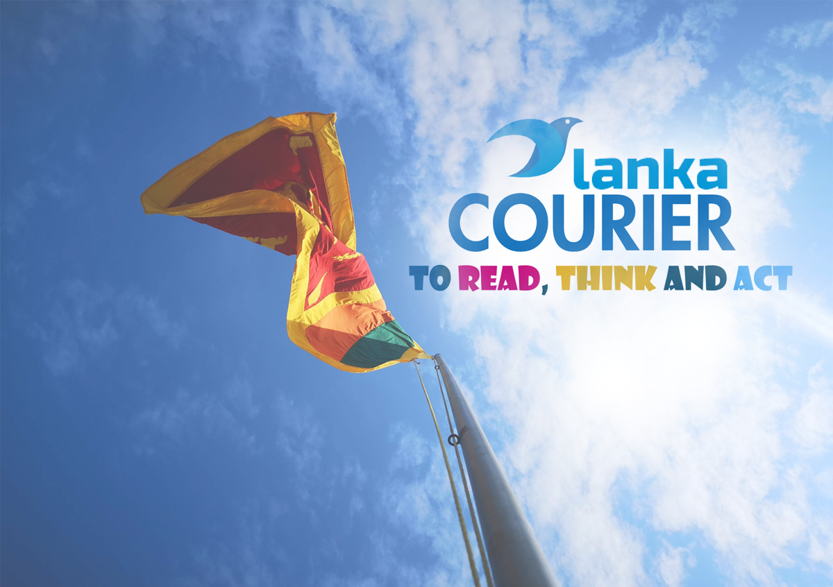Lanka Courier magazine launched