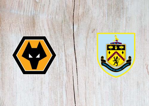 Wolverhampton Wanderers vs Burnley -Highlights 25 April 2021