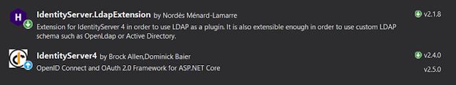 Flip~ JB ! : [ASP NET Core] Identity Server 4 – LDAP