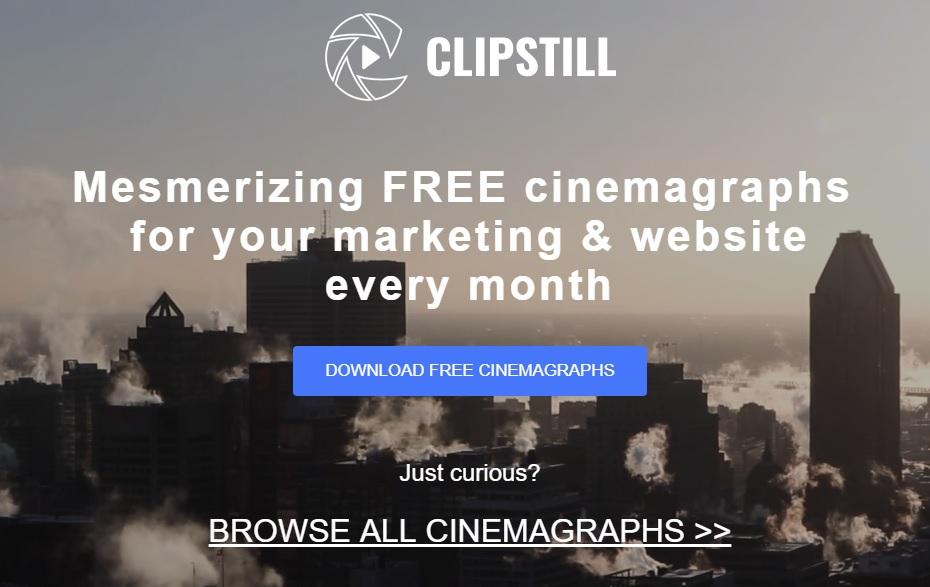 Clipstill