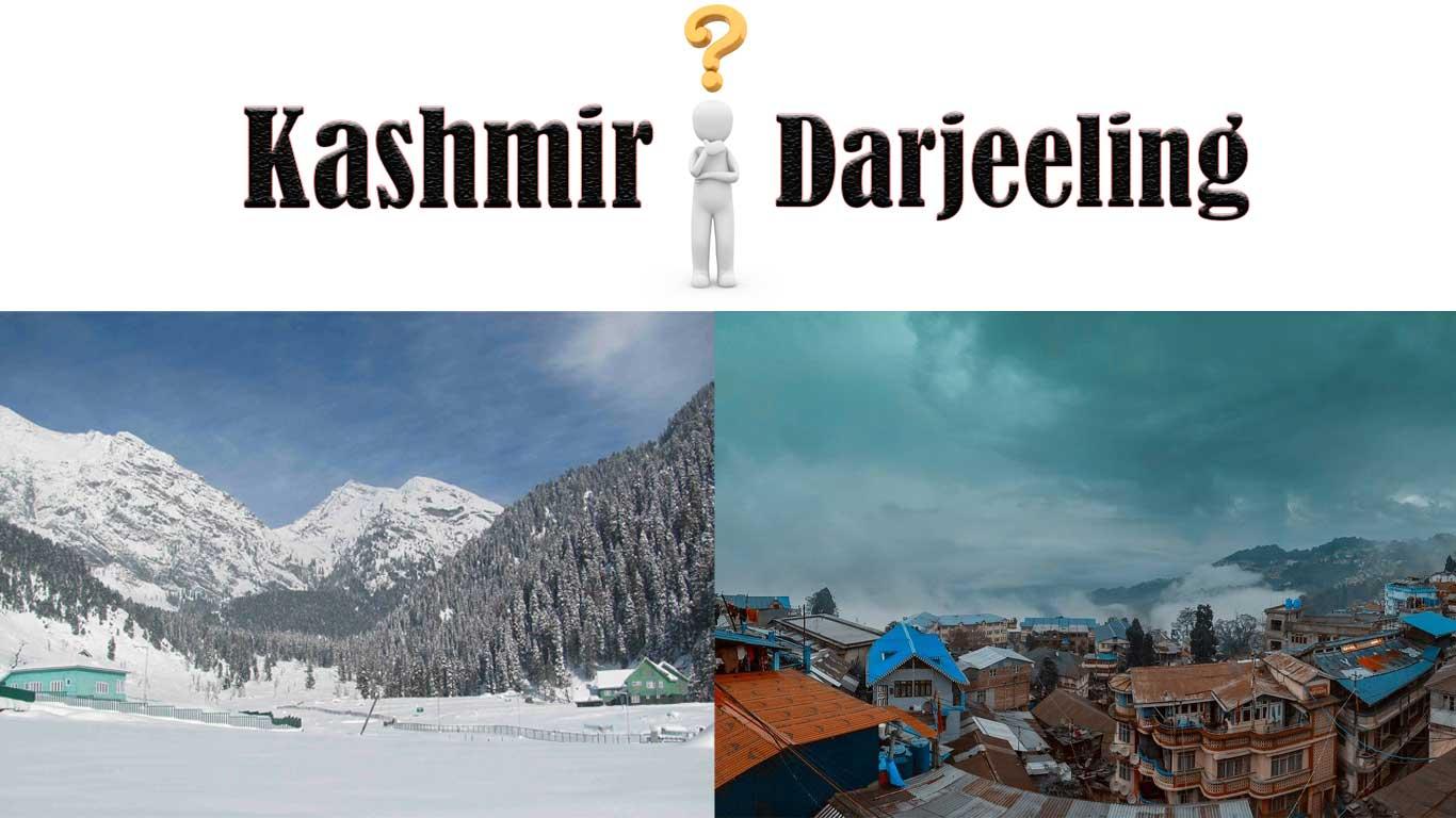 Best Time to Visit in Darjeeling