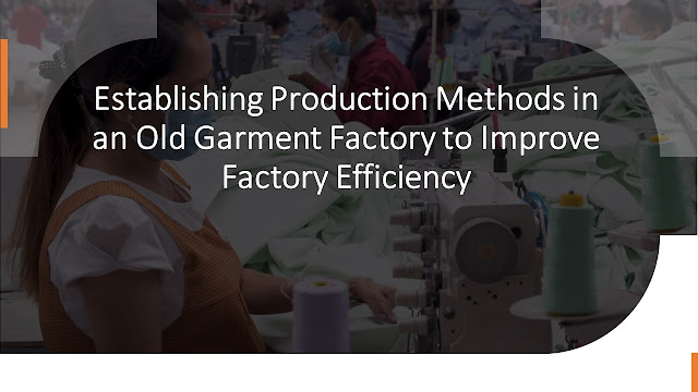 improve factory efficiency