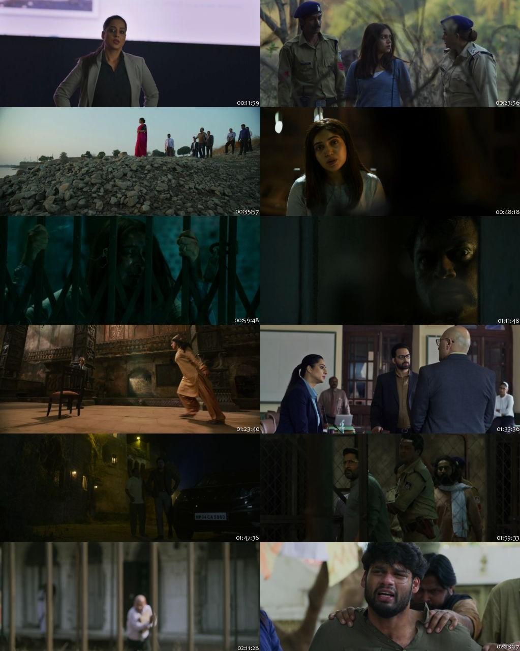 Durgamati: The Myth 2020 Full Hindi Movie Online Watch HDRip 720p