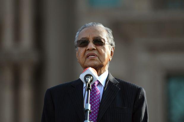 Ngantor Perdana, PM Mahathir: Kami Kembalikan Kejayaan Malaysia