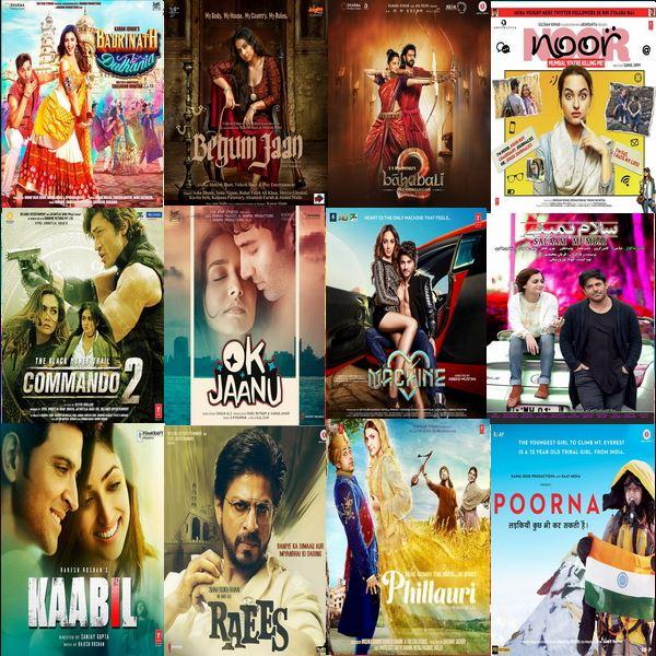 top 20 hindi movies 2017