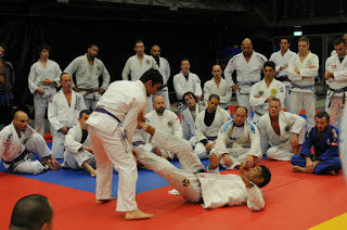 BJJ / Grappling tips: impassable guard? Start from the bottom of the side control