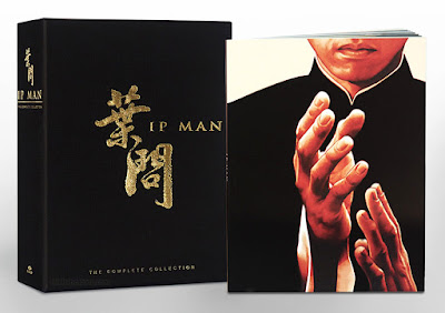 IP MAN Complete Collection 4K Box Set