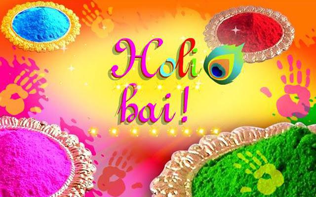 Advance Happy Holi Wallpapers
