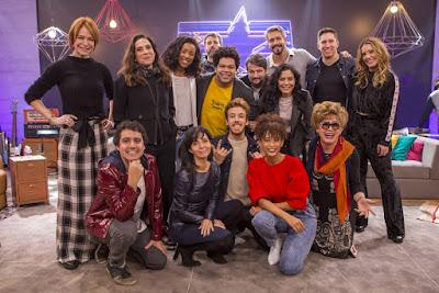 POPSTAR com Taís Araújo estreia a terceira temporada