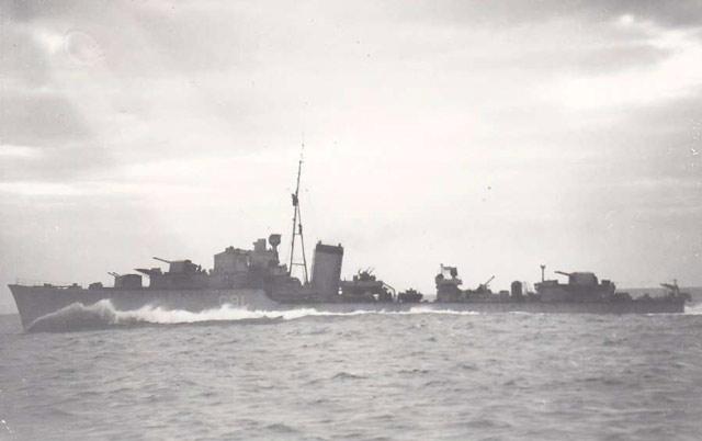 HMS Kipling, sunk on 11 May 1942 worldwartwo.filminspector.com