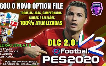 Option File V2   Compilación   PES2020   PS4