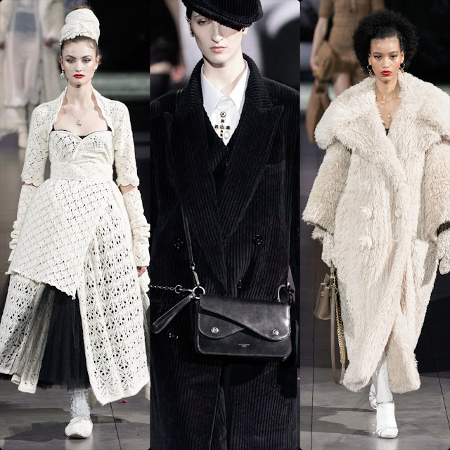 Dolce Gabbana Fall-Winter 2020-2021 Milan Handmade Fatto A Mano by RUNWAY MAGAZINE