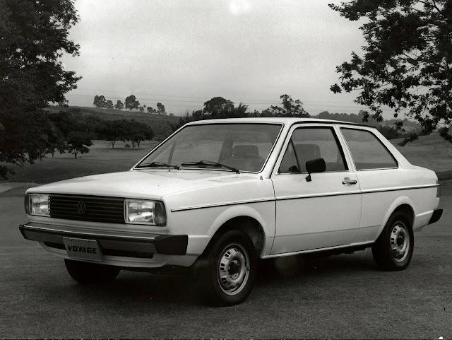 VW Voyage 1991