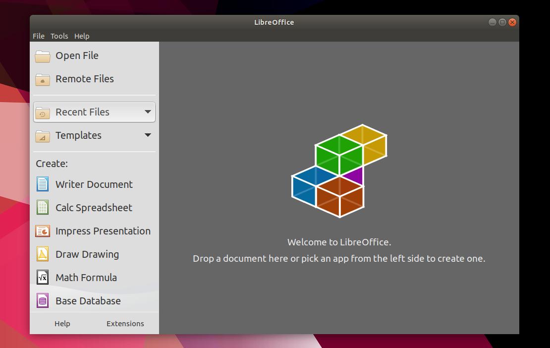 LibreOffice 6 2 5 is Released, Install on Ubuntu & Linux