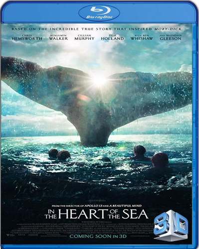In the Heart of the Sea [BD25] [3D] [2015] [Latino]
