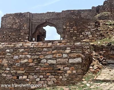राहतगढ़ का किला सागर जिला - Rahatgarh Fort Sagar District