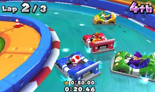 Mario Party Island Tour 3DS CIA ROMS