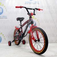 16 trex xtreme bmx sepeda anak
