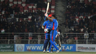 Hazratullah Zazai 162 - Afghanistan vs Ireland 2nd T20I 2019 Highlights
