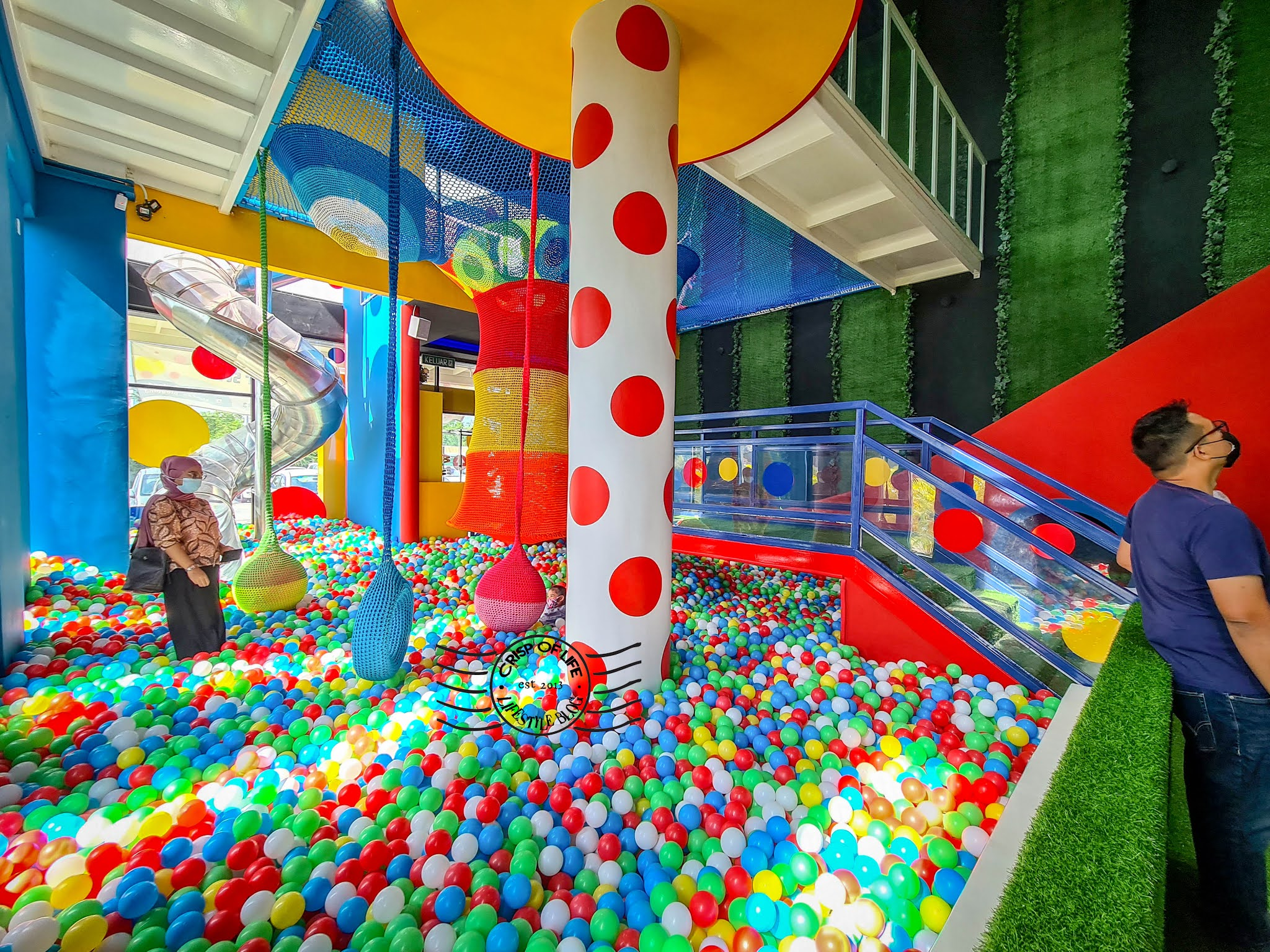 Kelly Frans Cafe at Kids CEO Playland
