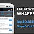 Gratis Dollar dari Aplikasi Android WHAFF