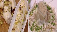 عمايل إيديا حلقة الثلاثاء 30-5-2017 طريقة عمل حلو الجبن - الشركسية مع نورا السادات