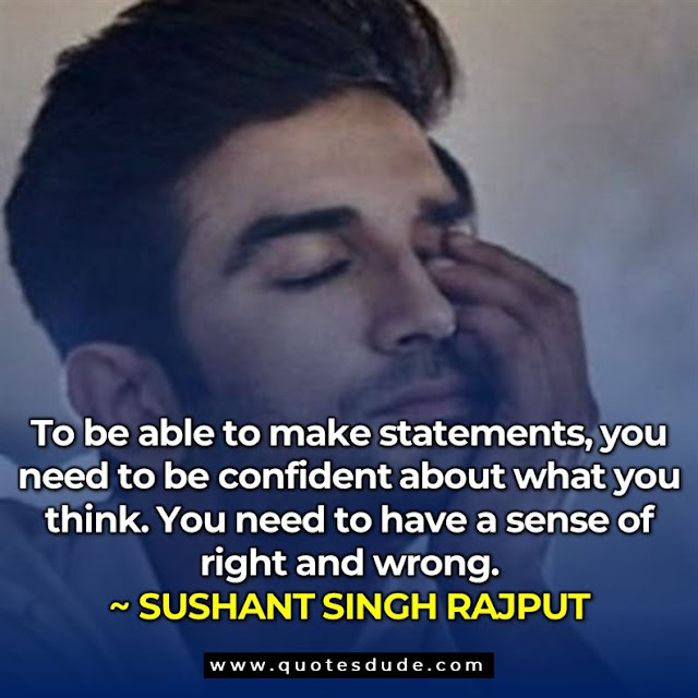 sushant singh rajput quotes with images, sushant singh rajput quotes about dreams,