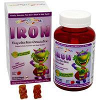 فيتامينات اطفال