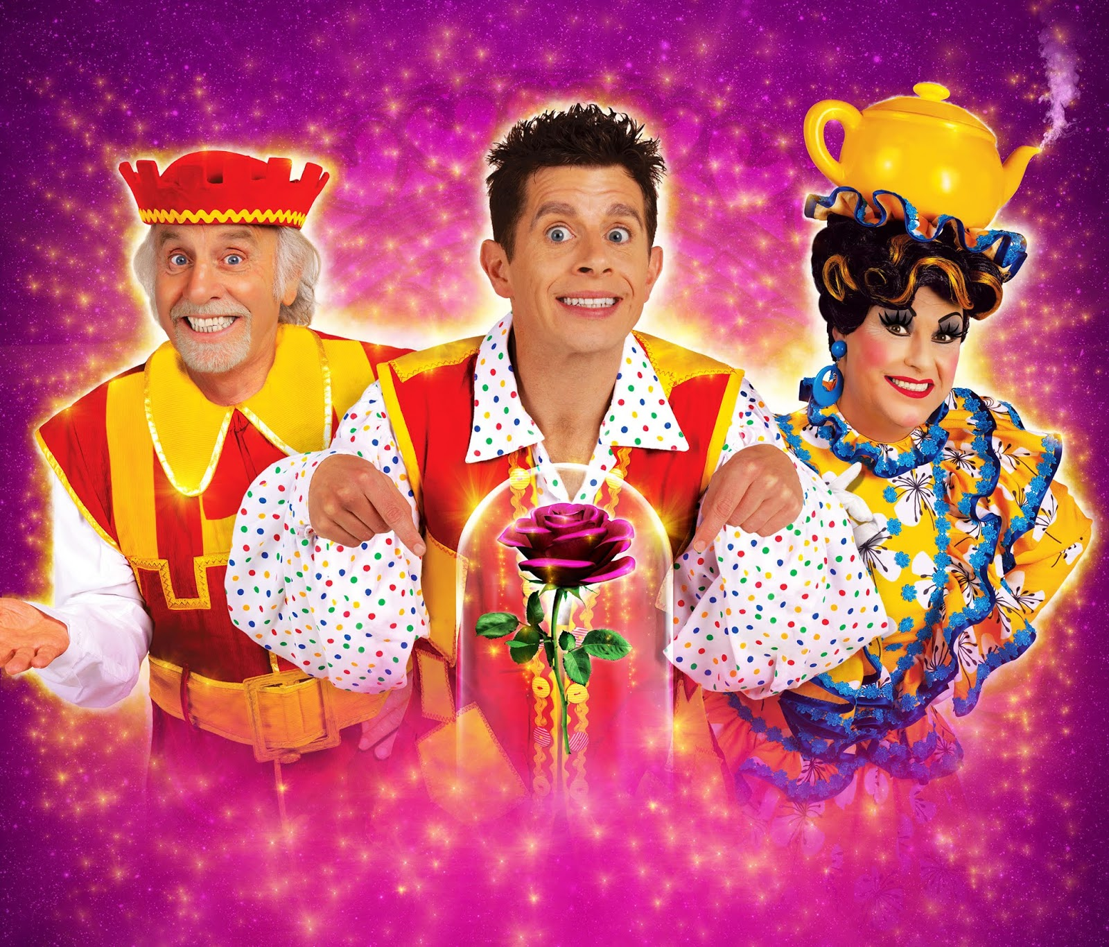 Newcastle Theatre Royal Pantomime 2019 - Beauty and the Beast Review