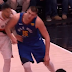 Nikola Jokic gets away with cheap shot on Enes Kanter during Game 3