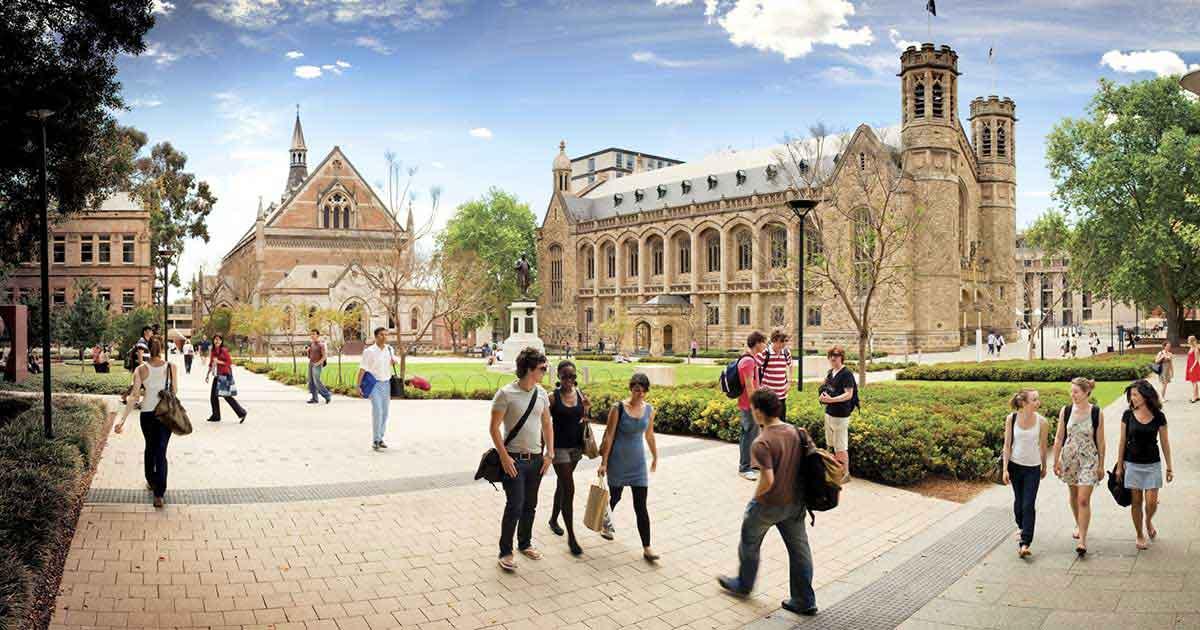 Du học Úc là một lựa chọn tốt