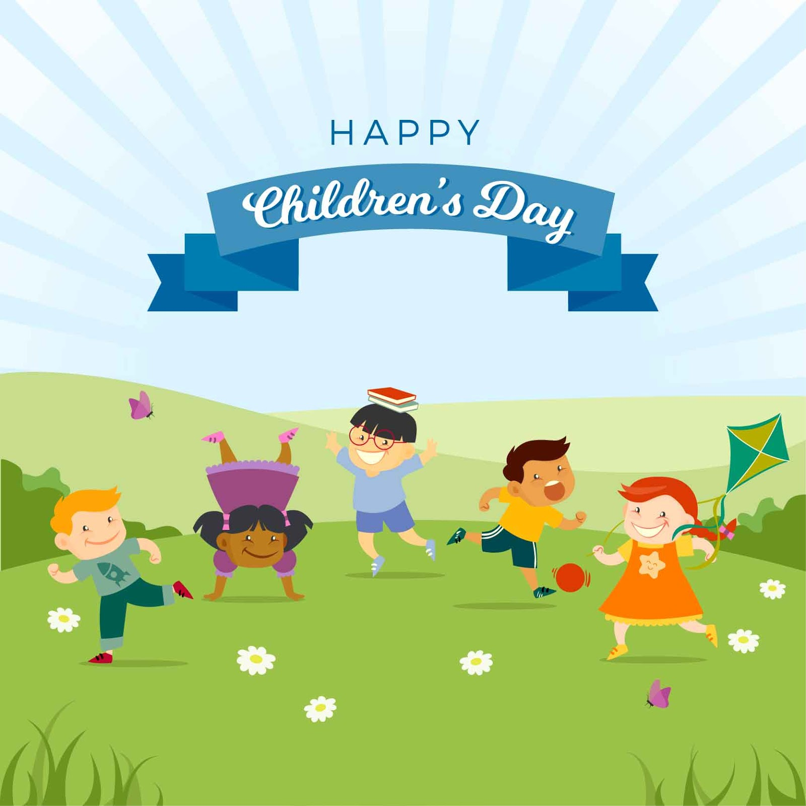 Happy Children's Day Image