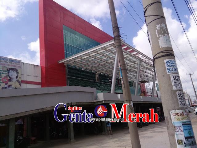 Alasan Sedang Dalam Perhitungan,  Pembangunan Bandarjaya Plaza Mangkrak