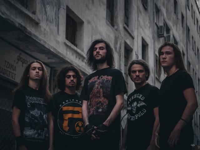 "VILE EXTORTION: Κυκλοφορούν το πρώτο τους EP. Ακούστε το ""Cry Of Terror"""