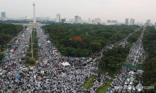 FPI Ancam Tetap Gelar Reuni 212 jika Pemerintah Biarkan Kerumunan Pilkada
