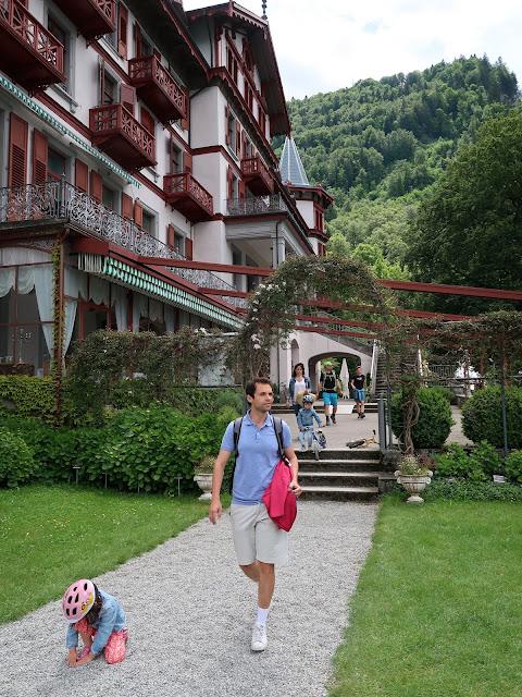 hotel Giessbach Brienz Suiza